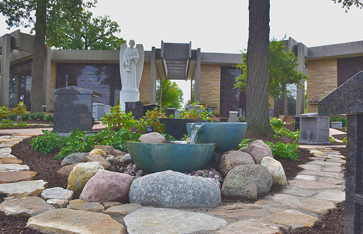 Queen of Heaven Cremation Garden